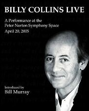 Billy Collins Live: A Performance at the Peter Norton Symphony Space April 20, 2