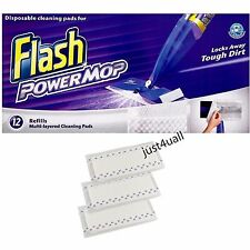 BUY 2 GET 1 FREE -   Flash Power Mop Refill Pads- individual pads