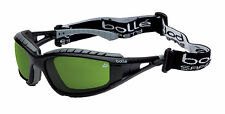 Lunettes de Protection Bollé Safety TRACKER II teinte 3 VERT TRACWPCC3
