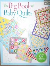 THE BIG BOOK OF BABY QUILTS - Quilting Softcover Book by That Patchwork Place