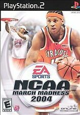 NCAA March Madness 2004 (Playstation 2) Pro Re-Conditioned Disc Only