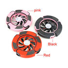 Best Foldable USB Flaming Wheel Laptop Cooling Pad Notebook PC Fan Cooler Stand