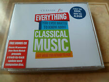 Classic FM: Everything You Ever Wanted To Know About Classical Music But 3 CDS