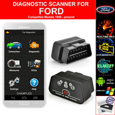 OBD II 2 FOR CAR AUTO DIAGNOSTIC CODE SCANNER SCAN TOOL WITH POWER SWITCH FORD
