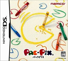Used Nintendo DS Pac-Pix Japan Import (Free Shipping)