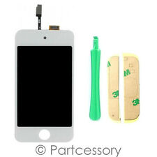 WHITE Digitizer LCD Screen Assembly Replacement For iPod Touch 4 4th Gen N022