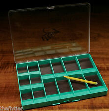 STONFO MAGNETIC HOOK STORAGE BOX  Sz Large - store TMC Daiichi Mustad  and flies