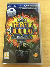 PSP : the eye of judgment legends