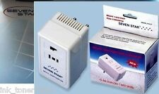 Heavy Duty DUAL Voltage Converter 50 - 1875 Watts with 220/240 V to 110/120 Volt