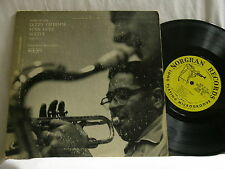 "More of DIZZY GILLESPIE & STAN GETZ # 2 Max Roach Oscar Peterson Norgran 10"" LP"