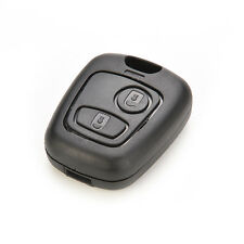 Keyless Remote Case Blade Shell 2 Button Remote Key Fob For Peugeot 307 107 207