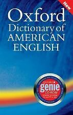 Oxford Dictionary of American English for Learners (Book & CD-ROM), Oxford Unive
