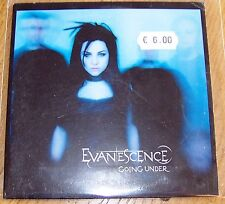 EVANESCENCE Going Under - CD Single