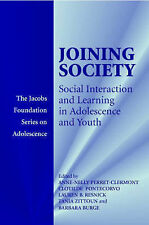 Joining Society: Social Interaction and Learning, , New