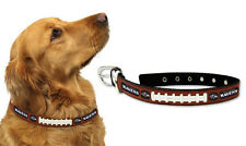 Baltimore Ravens Small Leather Lace Dog Collar [NEW] Pet Cat Lead CDG NFL