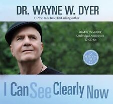 I Can See Clearly Now by Wayne W. Dyer (2014, CD)
