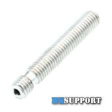 M6 x 40mm 3D Printer Stainless Steel Extruder Pipe Screw with Teflon PTFE Tube