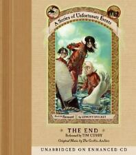 The End  A Series of Unfortunate Events, Book 13  2006 by Lemony Sni . EXLIBRARY