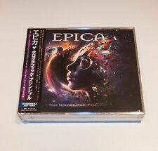 Epica - The Holographic Principle 3×CD Limited Edition - Japan 2016