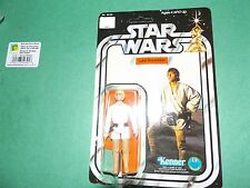 1977 Vintage Star Wars 12 Back Luke Skywalker (Unpunched! )!Nice!!