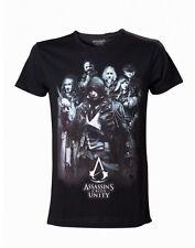 T-Shirt - Assassin's Creed Unity (Größe L) (NEU & OVP)