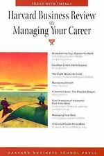 Harvard Business Review on Managing Your Career (Harvard Business Revi-ExLibrary