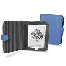 Cover-Up Barnes & Noble Nook GlowLight eReader Cover Case (Book Style) - Blue