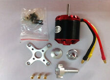 N3542 1250KV Quad-Hexa copter Brushless Motor 2-4S 45A EMP w/Prop Adapter 620W