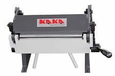 Kaka 12-In Hand Brake, Sheet Metal Brakes and Machine-W1.0x305