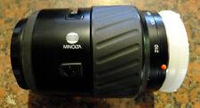 Minolta AF 70-210mm F/3.5-4.5 Lens