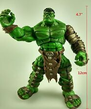 The Hulk Movie 5 inches Marvel Legends Loose Action Figure Green Giant Model
