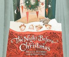 The Night Before Christmas by Clement C. Moore (2013, Picture Book)