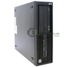 HP Z230 SFF Workstation  Intel Xeon E3-1245v3 3.40 GHz 12GB RAM / 1TB HDD / Win7