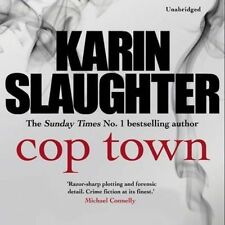 KARIN SLAUGHTER--COP TOWN-10 CD AUDIO BOOK  BRAND  NEW SEALED