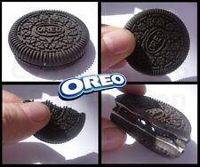 OREO COOKIE BITE OUT RESTORE MAGIC TRICK BITTEN & RESTORED OBEO FAKE BISCUIT WOW