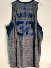 Adidas Swingman NBA Jersey Los Angeles Clippers Blake Griffin Grey Kinetic sz XL