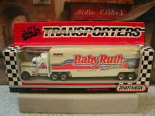 MATCHBOX 1993 SUPER STAR TRANSPORTERS PACCAR TRACTOR-TRAILER 1:87 DIE-CAST