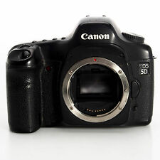 Canon EOS 5D 12.8 Mp Full Frame EF Professional DSLR Body 0296B007AA