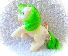 GORGEOUS G1 So Soft Magic Star My Little Pony MLP Wand Flocked Ponies Original