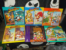 DuckTales Complete US Releases 20 Episodes +1 Feature Laserdisc LD Free Ship $30