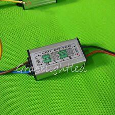 Waterproof 6W 7W 8W 9W 10W 6-10X1W 300mA Hihg Power LED Driver AC110V 220V Input