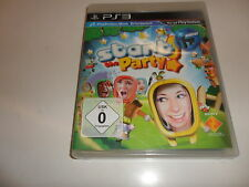 PlayStation 3 PS 3  PS3  Start the Party! (Move erforderlich)