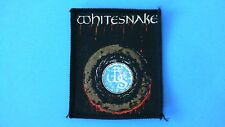 RARE Whitesnake Sew On Patch! Unused Led Zeppelin Deep Purple Def Leppard