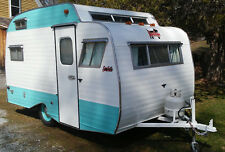 1968 Serro Scotty Sportsman - Highlander Vintage Camper travel trailer 15'