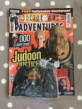 DOCTOR WHO ADVENTURES MAGAZINE Issue 78 With Free Gifts - Free Postage