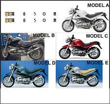 kit adesivi stickers compatibili r 850 r 2003
