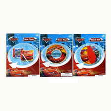 Disney Pixar Cars MCQUEEN Kids Boys Swimming Ring + Arm Floats + Pool Beach Ball