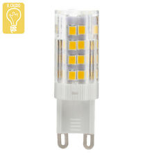 Bombilla LED G9 (Bi Pin)  51 SMD 2835 Blanco Cálido 220~240V AC - 7W