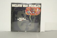 MELVIN VAN PEEBLES What The You Mean I Can't Sing LP SEALED Vinyl Superstition