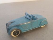 Dinky toys rare early pre war rationaliser tourer voiture-dinky toys voiture modèles